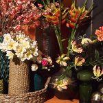 bar à fleurs SIA