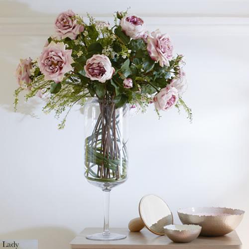 Fleurs artificielles sia - Photo de fleur : Une pensee fleuriste
