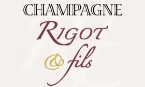 champagne rigot et fils distribué par la Boutique Sion