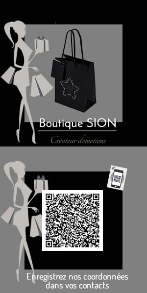 QRCode Boutique Sion Libercourt