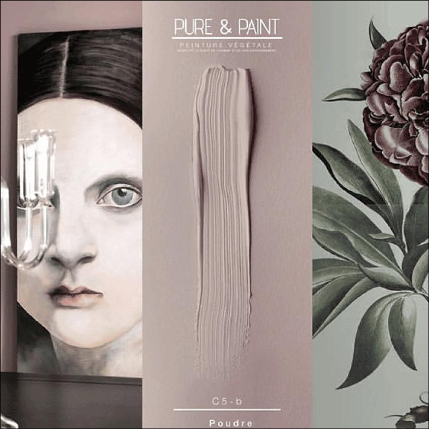 Pure Paint Boutique Sion Libercourt, peinture végétale